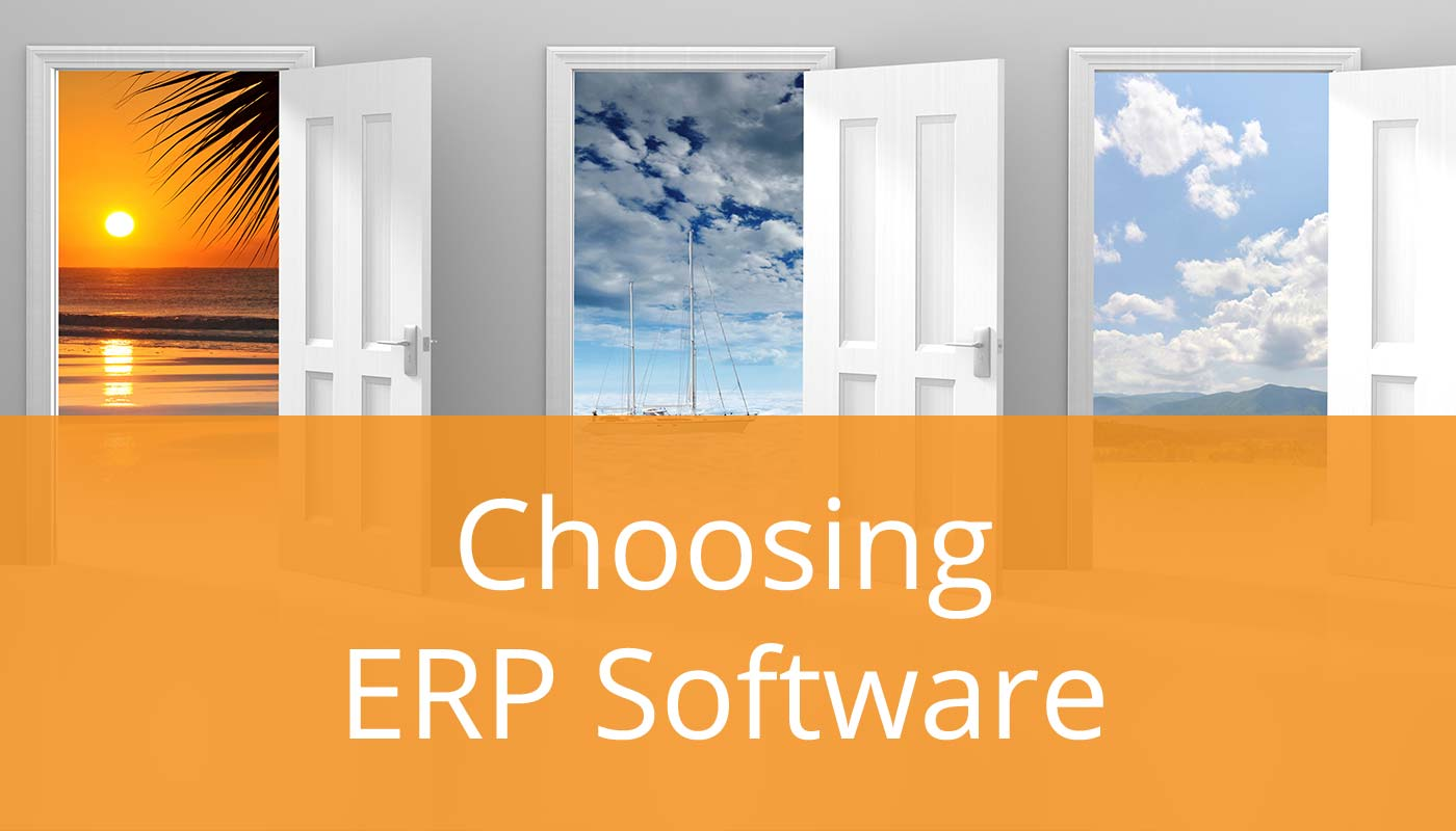 What You Need to Know (When Choosing ERP Software)