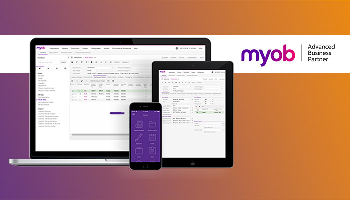 JCurve Solutions Partners with MYOB to Expand ERP Portfolio